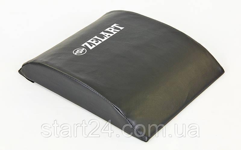 Мат для пресса AB MAT (Абмат) FI-7223 AB MAT (PVC, EVA, р-р 38x30x7см, черный)