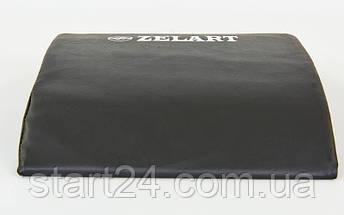 Мат для пресса AB MAT (Абмат) FI-7223 AB MAT (PVC, EVA, р-р 38x30x7см, черный), фото 3