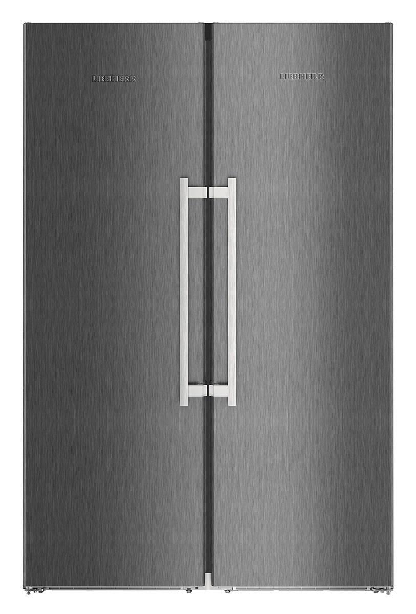 Холодильник Liebherr SBSbs 8673 Premium BLUPerformance