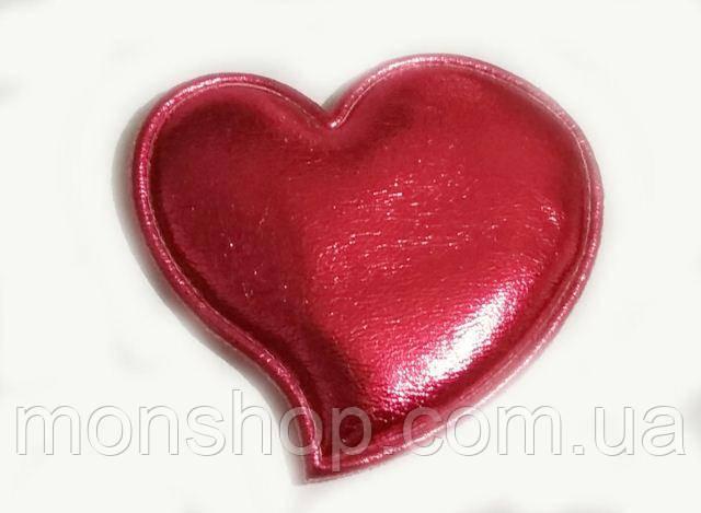 Сердце красное 4.5*4,0 см