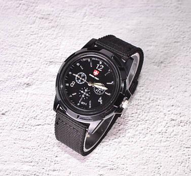 Мужские часы Swiss Army – надежность в каждой секунде.