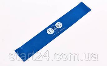 Набор резинок для фитнеса (лента сопротивления)  LOOP BANDS F&S, фото 3