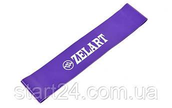 Набор резинок для фитнеса (лента сопротивления)  LOOP BANDS ZLT, фото 3