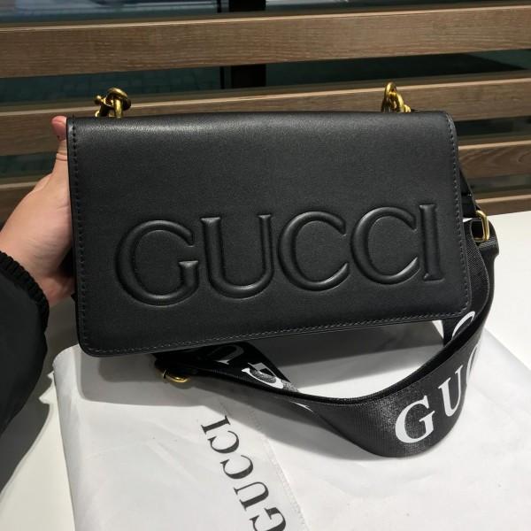160aaf50019b Женская сумочка Gucci (Гуччи), черный цвет, цена 1 837 грн., купить ...