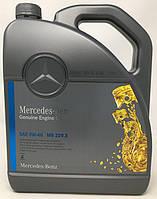 Масло Mercedes-Benz  MB 229.5 5W-30 5л синтетическое A000989920213AIFE