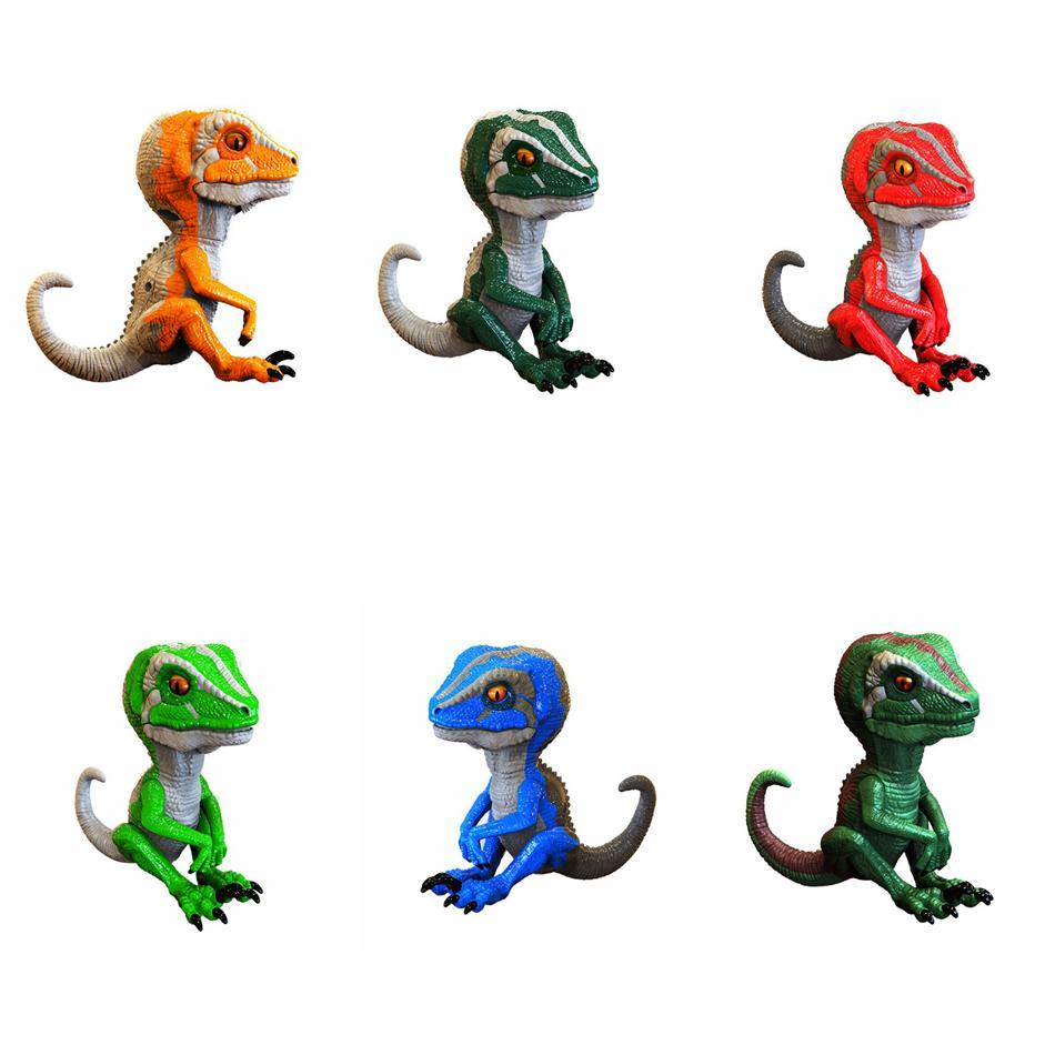 Интерактивный динозавр WowWee Fingerlings TOY019