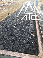Уголь каменный из Казахстана  25-50 мм (зола 8%, сера 0,5%)