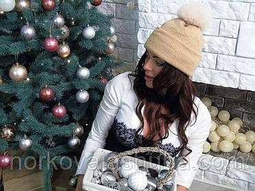 Фотоотчет со съемки для наших дорогих друзей -  @furstar_by_kiki - самые теплые вязаные шапки с натуральным мехом