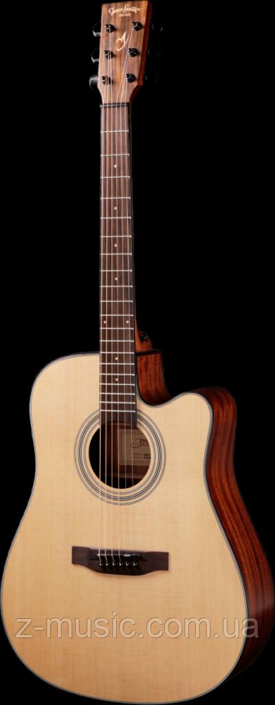Акустическая гитара TYMA HDC-60 SMAT