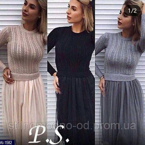 Платье AI-1582