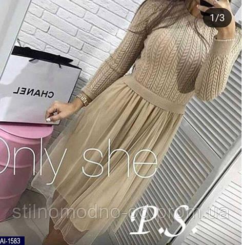 Платье AI-1583