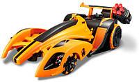 Машинка-трансформер на р/у Twist and Shoot (оранжевый), Maisto