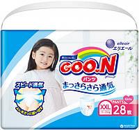 Трусики-подгузники GOO.N для девочек 13-25 кг (размер Big ( b82b683aefa