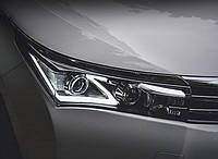 Передние фары Led тюнинг оптика Toyota Corolla E170 ксенон