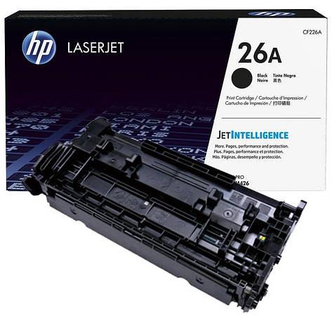 Заправка картриджа HP CF226A (26A), фото 2