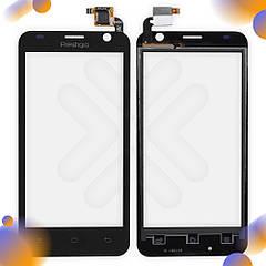 Тачскрин Prestigio MultiPhone PAP 3450 DUO, цвет черный