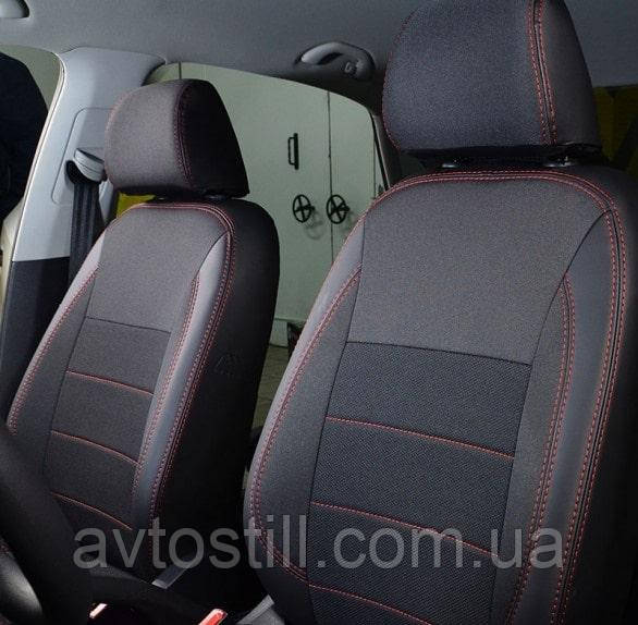 Чохли в салон Volkswagen Polo хетчбек (2009-..)