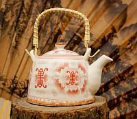 """9200067 Чайник - заварник """"Тибет"""" фаянс №10"""