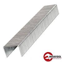 Скоба каленая 6 мм Intertool RT-0126 (1000 шт)