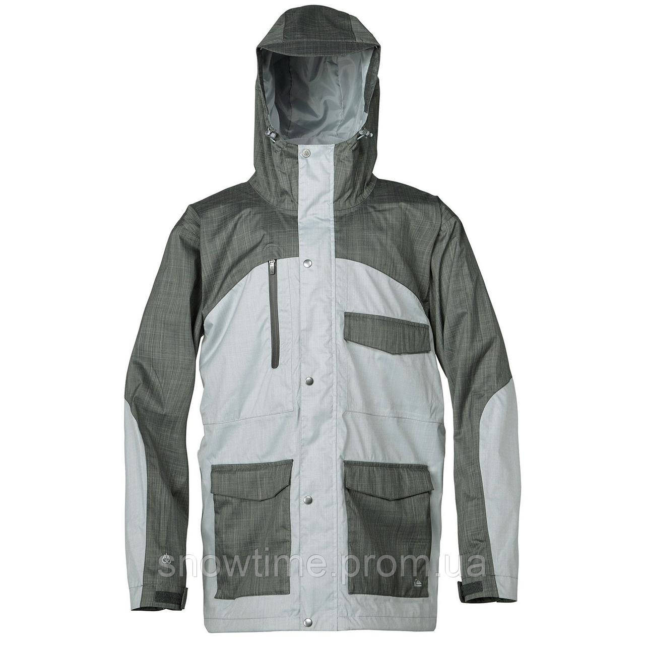 5c9b11d8d298 Горнолыжная сноубордическая куртка Quiksilver Travis Rice Roger That Shell  Jacket - Waterproof L