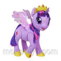 Интерактивная пони Твайлайт Спаркл My Little Pony My Magical Princess Twilight Sparkle от Hasbro