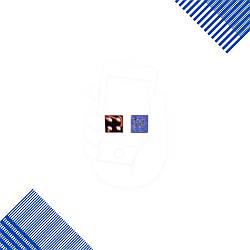Микросхема U6 Q842 4 pin для iPhone 5S, оригинал