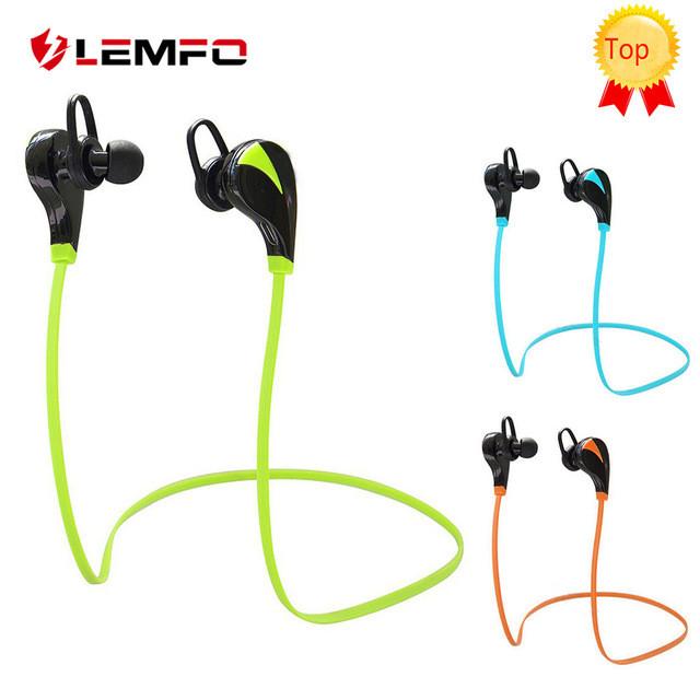 Беспроводные Bluetooth-наушники LEMFO G6 для iPhone/Samsung/HTC/Nokia