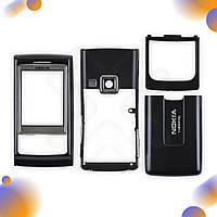 Панели Nokia 6270, цвет черный