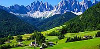 Швейцария - идеальная страна для здоровья жителей