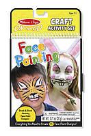 """Мини-набор для творчества """"Краски для лица"""", фото 1"""