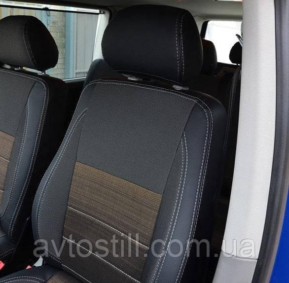 Чехлы на сидения Volkswagen T5 грузовой (2000-..)