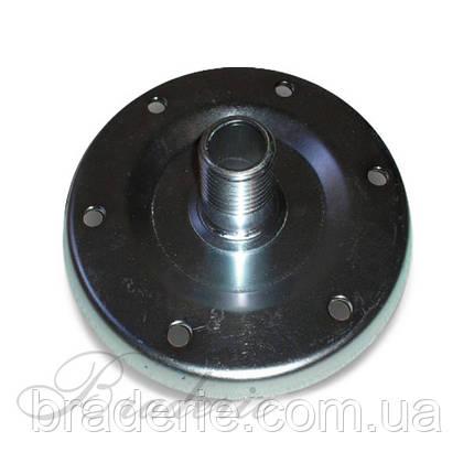 Фланец для гидроаккумулятора Euroaqua нержавеющая сталь, фото 2
