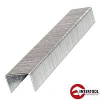 Скоба каленая 10 мм Intertool RT-0130 (1000 шт)