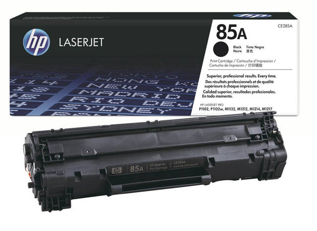 Заправка картриджа HP CE285A (85А), фото 2