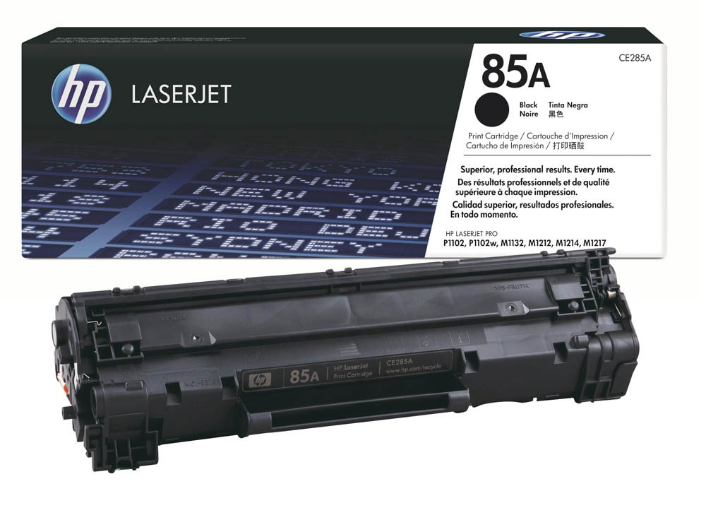 Заправка картриджа HP CE285A (85А)
