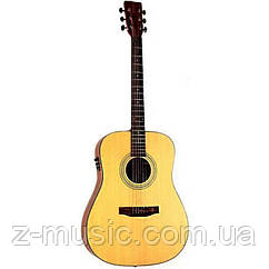 Электроакустическая гитара TYMA HD-60 SMAT