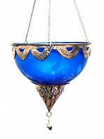 9050026 Светильник в арабском стиле Арт.6980 Синий