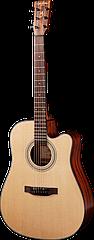 Электроакустическая гитара TYMA HDC-60 SMAT