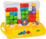 Первая мозаика, развивающая игрушка, Тигрес, фото 1