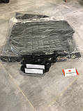 Коврики салона резиновые задние Audi Q8 2019. 4M1061512041. Оригинал., фото 2