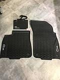 Коврики салона резиновые передние Audi Q8 2019-. 4M8061501041. Оригинал., фото 2