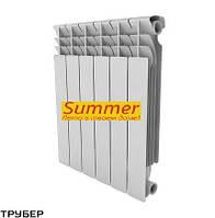Биметаллический радиатор Summer 76*500