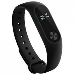 Спортивный фитнес-браслет Mi Band 2. Аналог Xiaomi Mi Band 2 | черного цвета