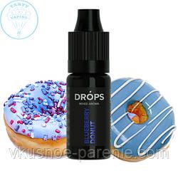Ароматизатор Blueberry donut (Черничный пончик) Smoke Kitchen 10 мл