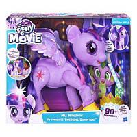 ИнтерактивнаяПринцесса пони Твайлайт Спаркл My Little PonyTwilight Sparkle от Hasbro