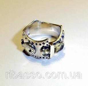 9330018 Кольцо серебряное вес 7,71 грамм