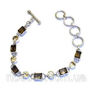 9360018 Браслет серебряный вес 17,62 грамм