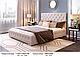 Ліжко двоспальне у м'якій оббивці Арабель / Кровать двуспальная в мягкой обивке Арабель, фото 6