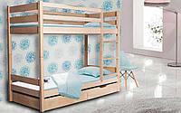 Двухъярусная кровать Донни 80х190 см. Мистер Мебл