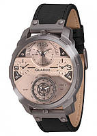 Мужские наручные часы Guardo P11502 GrSB